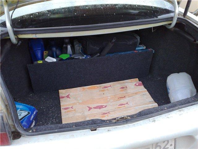 Багажник на ваз 2110 фото