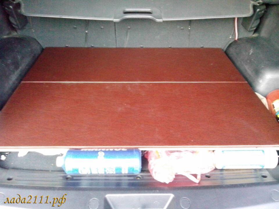 Раскладной столик своими руками в авто
