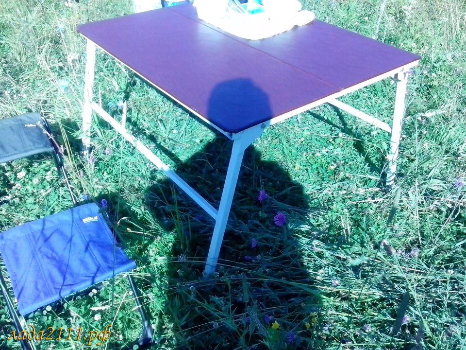 Стол для пикников своими руками 3