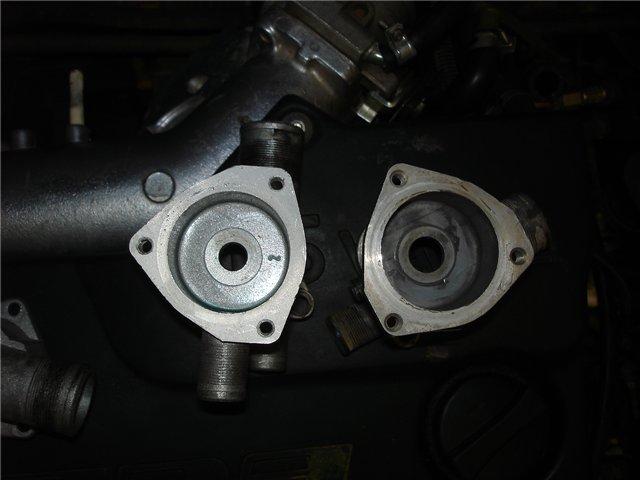 Фото №23 - доработка термостата ВАЗ 2110