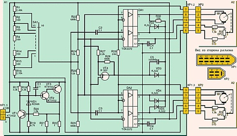 Устанавка электрокорректор от
