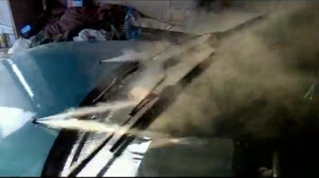 Фото №2 - система омывания лобового стекла ВАЗ 2110
