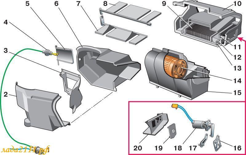Схемки подключения ЭУРа - Drive2 ru