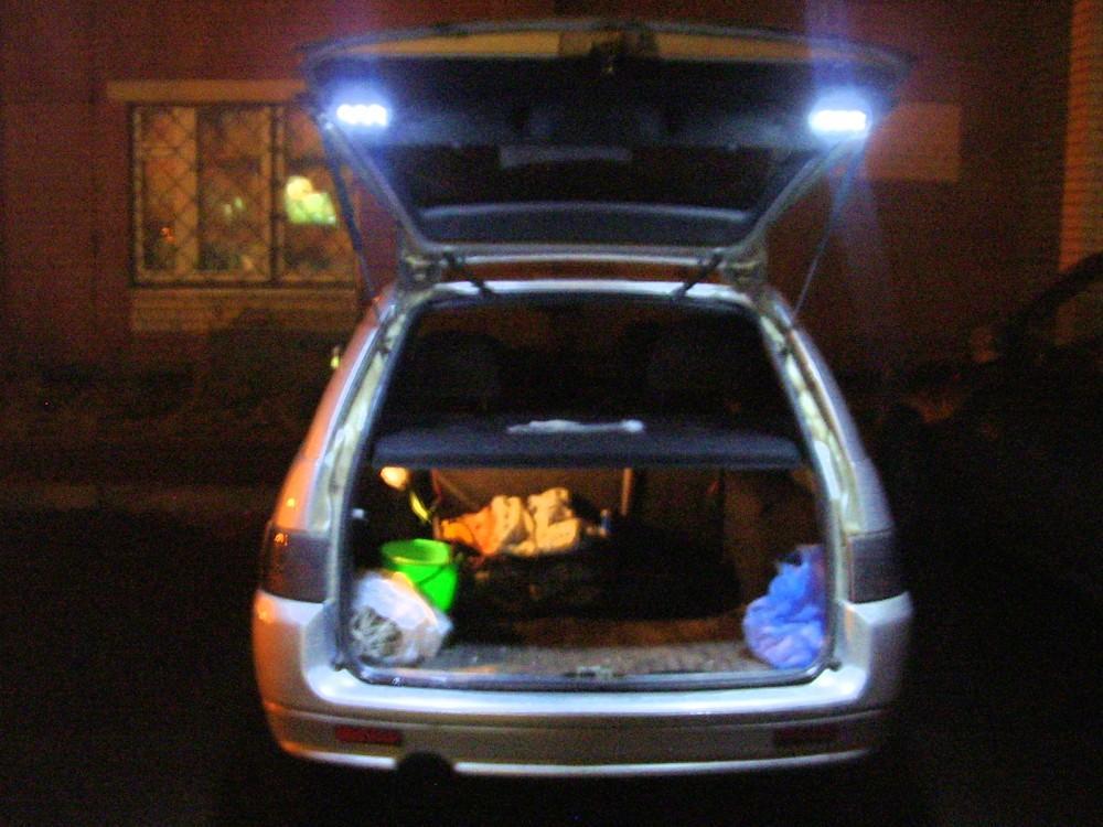Как сделать багажник на 2111 267