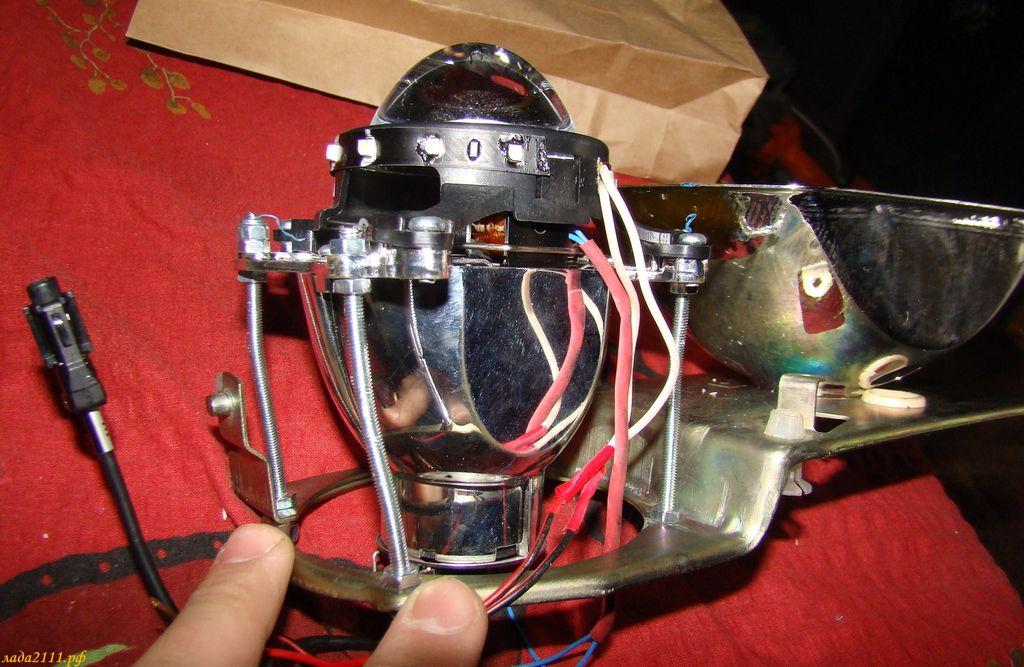 Фары киржач на ваз 2110 ремонт своими руками 136