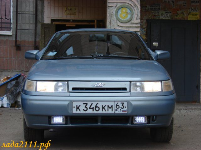 ПТФ ДХО ВАЗ 2110