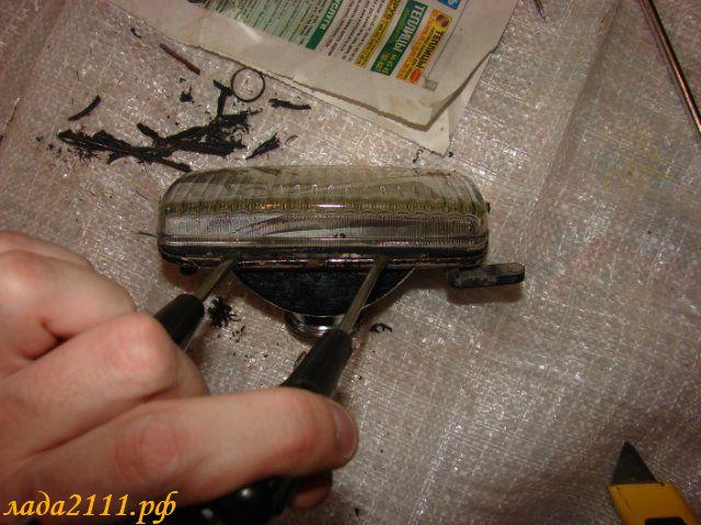 Фото №37 - ремонт птф ВАЗ 2110