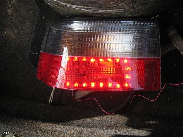 Светодиоды в фары ваз 2109