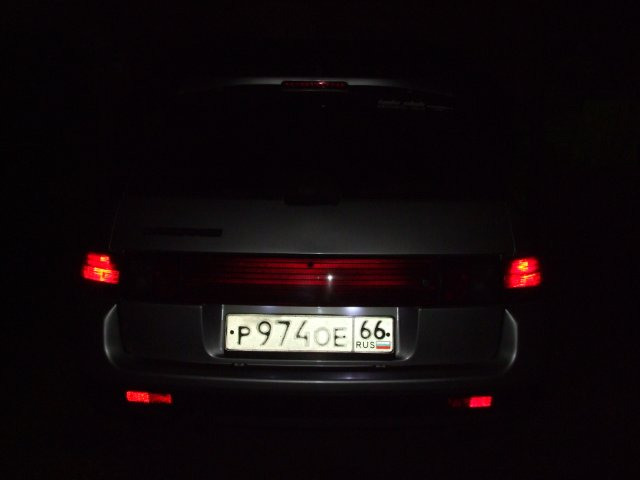 Фото №6 - лампочка стоп сигнала ВАЗ 2110