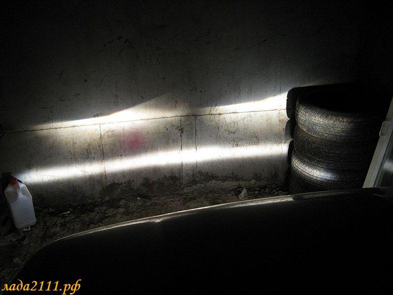 Фото №16 - ремонт противотуманных фар ВАЗ 2110