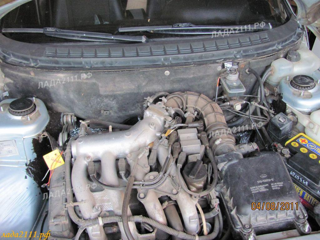 Фото №8 - ремонт ВАЗ 2110 инжектор 8 клапанов