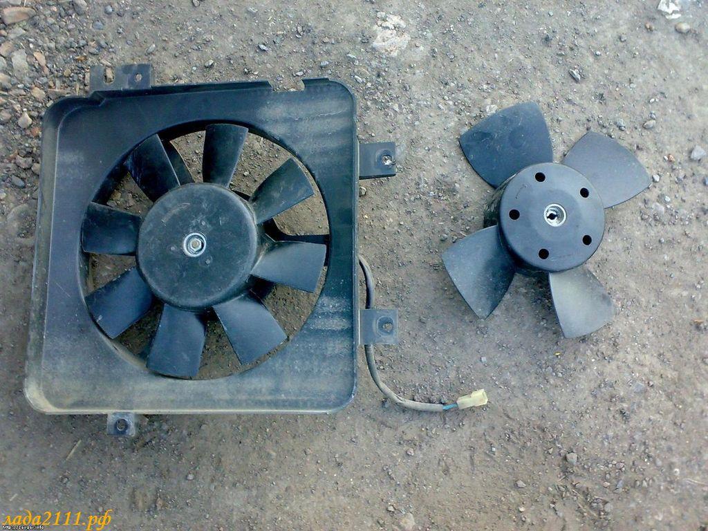 Вентилятор охлаждения ваз цена 1