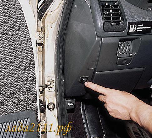 Электропривод багажника своими руками