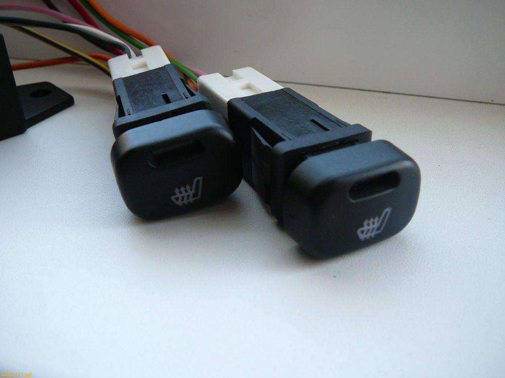 Схема подключение гудков к сигналки в такт с поворотниками от ВАЗ 2110- 2115 они все одинаковые и обычное 4х или 5ти...