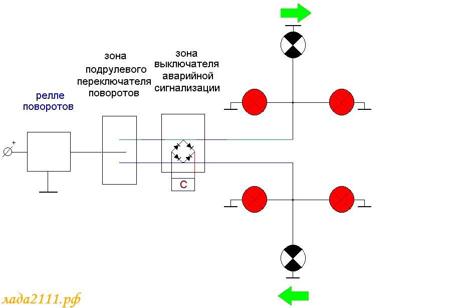 Схема подключения прилагается.