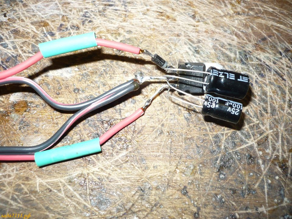 Как сделать стабилизатор для светодиодов