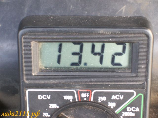 Фото №6 - установка трехуровневого регулятора напряжения на ВАЗ 2110