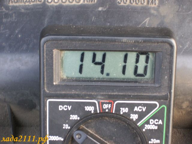 Фото №8 - установка трехуровневого регулятора напряжения на ВАЗ 2110