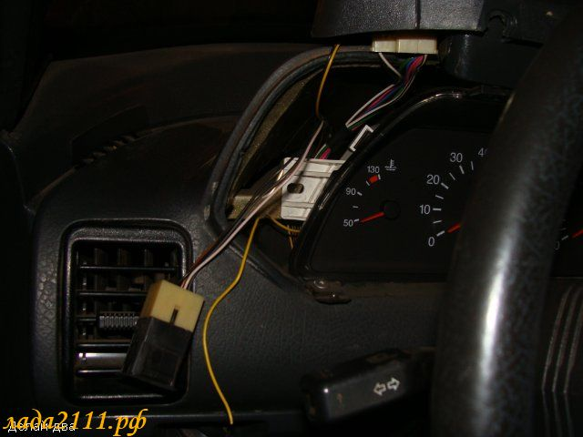 Фото №18 - как подключить дхо от генератора ВАЗ 2110