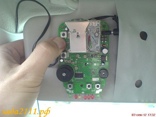 Ремонт радар детектора своими руками