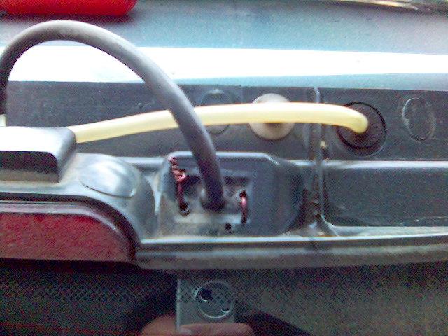 Фото №1 - система омывания лобового стекла ВАЗ 2110