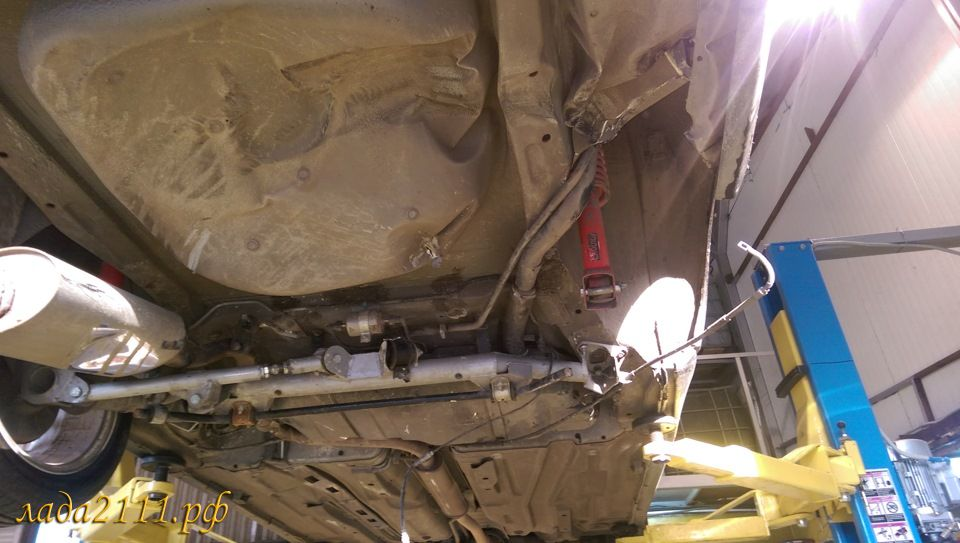 Фото №3 - как сделать на ВАЗ 2110 подвеску мягче