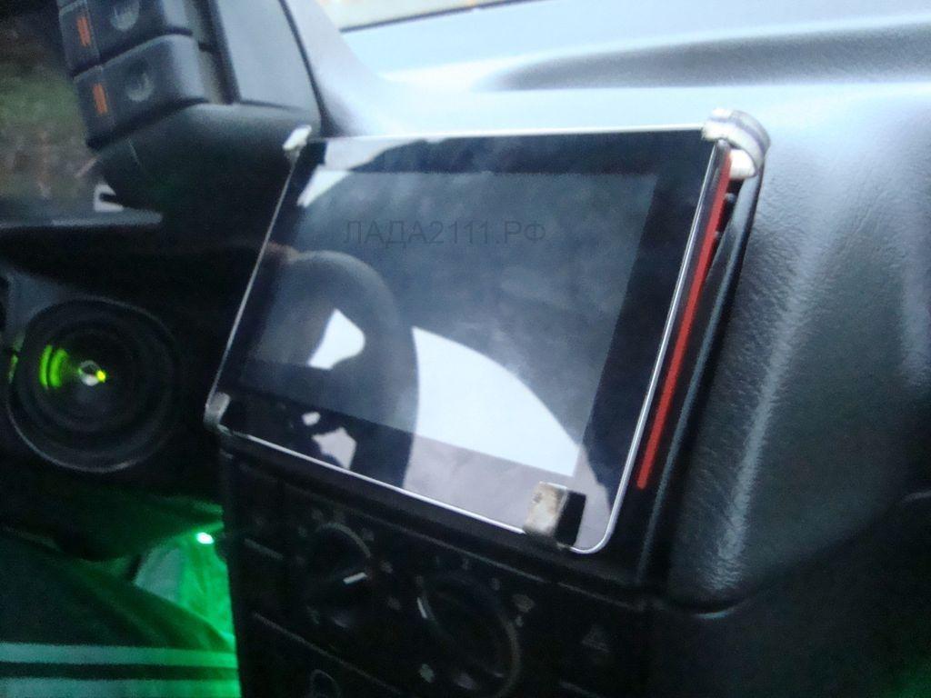 Своими руками крепление планшета в авто