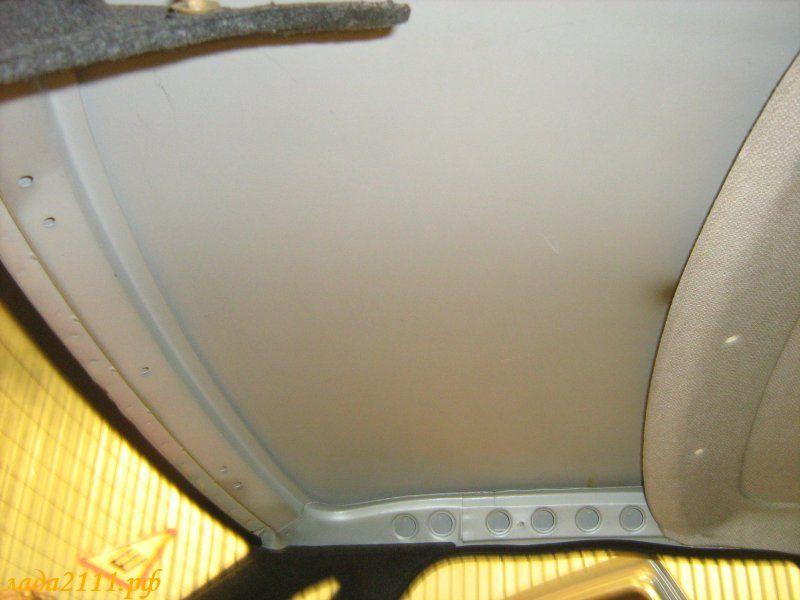 Фото №1 - антенна на крышу ВАЗ 2110