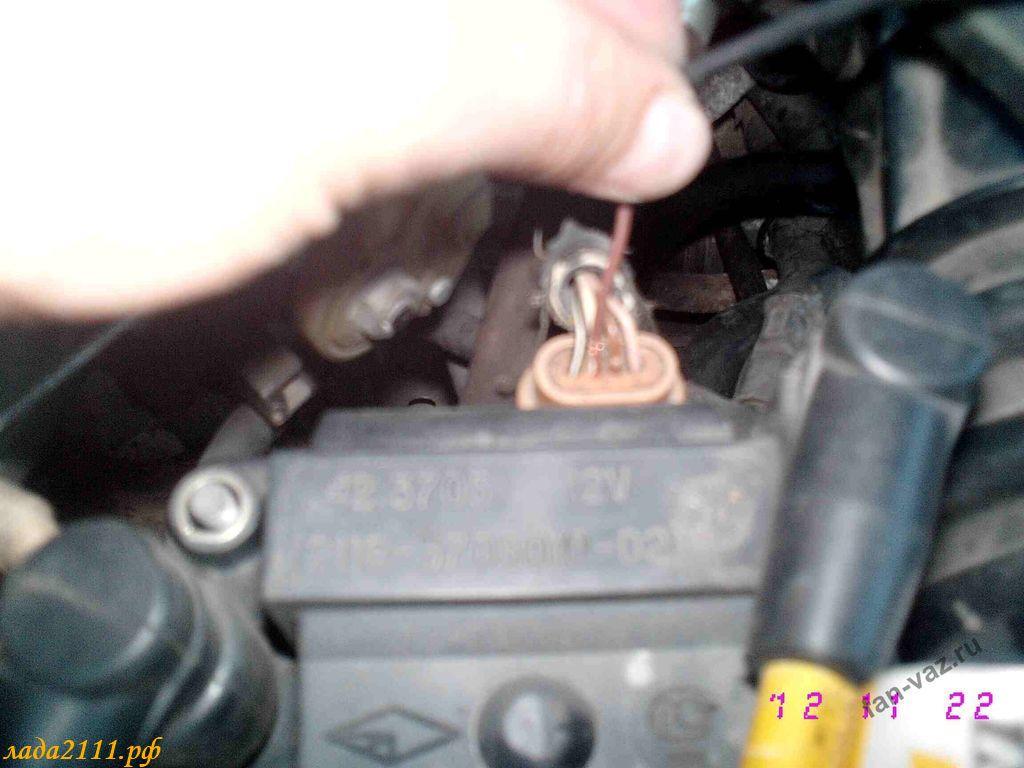 Фото №11 - установка гбо на ВАЗ 2110 своими руками
