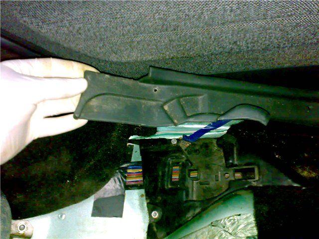 Фото №6 - как установить парктроник на ВАЗ 2110
