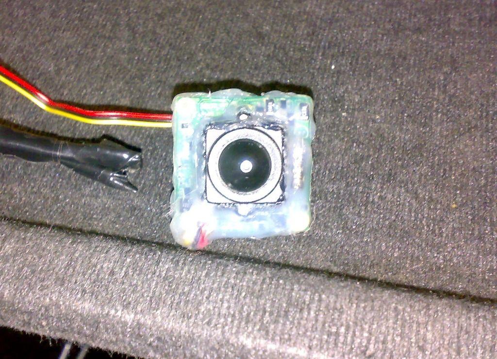 Фото №18 - камера заднего вида на ВАЗ 2110
