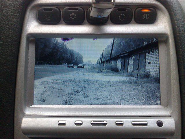 Камера заднего вида своими руками фото