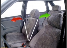 Установка электропривода сидений на ВАЗ