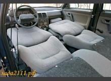 Как сложить сиденье ВАЗ 2111 и ВАЗ 2112