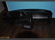 Накладка на торпедо (панель) ВАЗ 2110 своими руками
