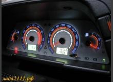 Накладки на панель приборов ВАЗ 2110