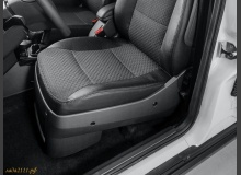Установка накладок сидений на ВАЗ 2110, 2111, 2112