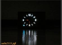 Подсветка часов на автомобиле ВАЗ
