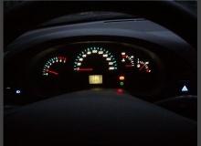 Подсветка панели приборов ВАЗ 2110 (нового образца)
