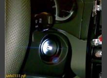 Подсветка замка зажигания ВАЗ 2110