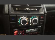 Установка ручек блока САУО от Ford Focus на ВАЗ 2110