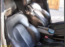 Установка сидений от иномарок в ВАЗ 2110