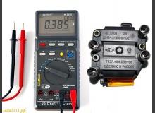Проверка модуля зажигания ВАЗ мультиметром
