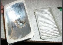Ремонт противотуманных фар ВАЗ 2110