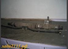 Ремонт рулевой рейки ВАЗ своими руками