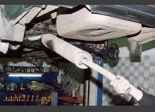 Замена глушителя ВАЗ 2110, 2111 и 2112