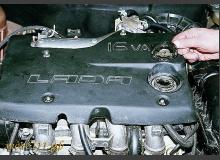 Замена моторного масла ВАЗ 2110, 2111 и 2112