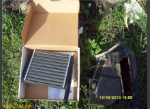 Замена радиатора отопителя ВАЗ 2110
