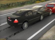 Какая безопасная дистанция должна быть между автомобилями