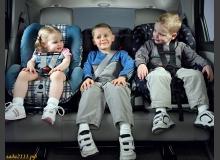 Отсутствие детского кресла